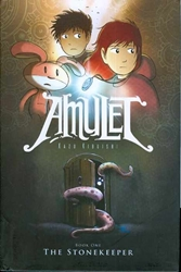 Picture of Amulet Vol 01 HC The Stonekeeper