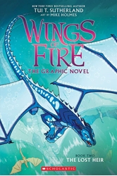 Picture of Wings of Fire Vol 02 HC Lost Heir