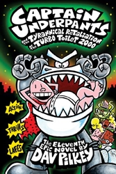 Picture of Captain Underpants Vol 11 HC and the Tyrannical Retaliation of the Turbo Toilet 2000