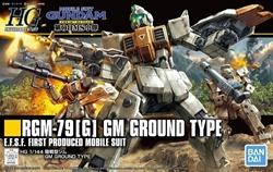 Picture of Gundam RGM-79 GM Ground Type HG 1/144 Model Kit