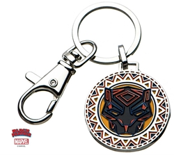 Picture of Black Panther Keychain