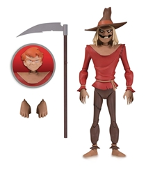 Picture of Batman Scarecrow Batman Animated Action Figure