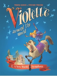 Picture of Violette Around the World Vol 02 HC New World Symphony