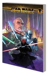 Picture of Star Wars Age of Republic Villains SC