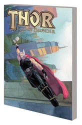 Picture of Thor by Jason Aaron Complete Collection ollection Vol 01 SC