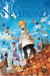Picture of Promised Neverland Vol 09 SC