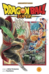 Picture of Dragon Ball Super Vol 05 SC