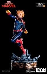 Picture of Marvel Captain Marvel 1:10 Iron Studios Statue