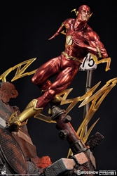 Picture of Flash New 52 Prime 1 Fourth Scale Statue
