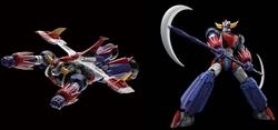 Picture of Grendizer Infinitism Version Mazinger Z 1/144 HG Model Kit