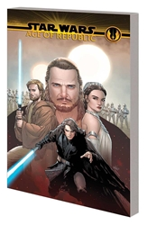 Picture of Star Wars Age of Republic Heroes SC