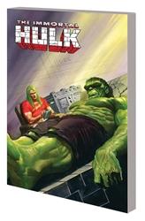 Picture of Immortal Hulk Vol 03 SC Hulk in Hell