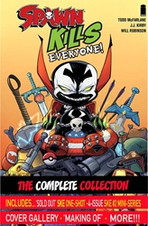 Picture of Spawn Kills Everyone Complete Collection Vol 01 SC