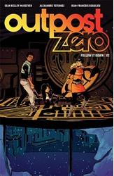 Picture of Outpost Zero Vol 02 SC