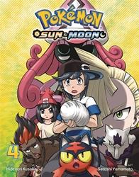 Picture of Pokemon Sun and Moon Vol 04 SC