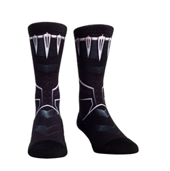Picture of Black Panther Suit Crew Socks