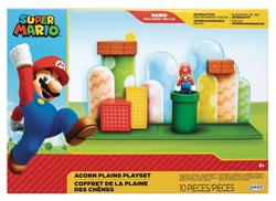 Picture of Nintendo 2-1/2in Figure Acorn Plains Playset