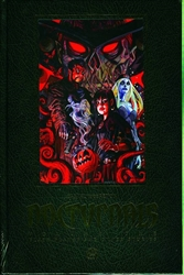 Picture of Nocturnals Vol 01 HC Black Planet and Other Stories