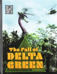 Picture of Delta Green RPG Fall of Delta Green