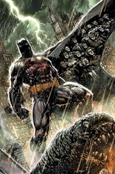 """Picture of Batman Bloodshed 24""""x36"""" Poster"""