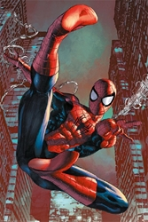 "Picture of Spider-Man Web Sling 24""x36"" Poster"