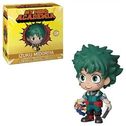 Picture of 5 Star My Hero Academia Deku Vinyl Figure