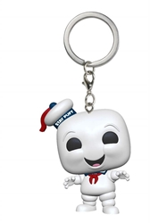 Picture of Pocket Pop Ghostbusters Stay Puft Vinyl Keychain
