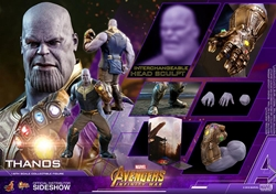 Picture of Thanos Avengers Infinity War Sixth Scale Figure