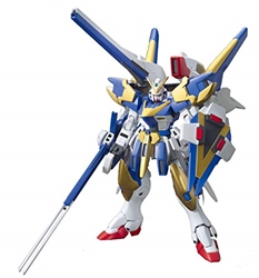 Picture of Gundam HGUC V2 Assault Buster Victory Gundam Model Kit