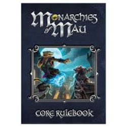 Picture of Monarchies of Mau Core Rulebook