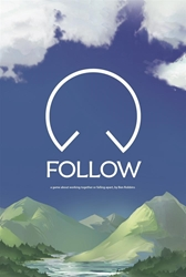 Picture of Follow: A Game About Working Together or Falling Apart by Ben Robbins