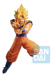 Picture of Dragon Ball Super Saiyan Son Goku Figure