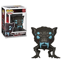 Picture of Pop Animation Castlevania Blue Fangs Vinyl Figure