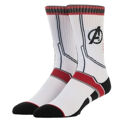 Picture of Avengers Endgame Suit Up Crew Socks