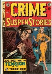 Picture of Crime SuspenStories #25