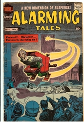 Picture of Alarming Tales #1
