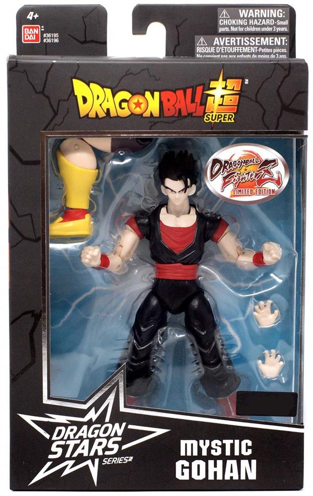 Dragon Ball Super Dragon Stars Mystic Gohan (Gamestop EX) Action Figure
