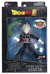 Picture of Dragon Ball Super Dragon Stars Super Saiyan Vegeta (Gamestop EX) Action Figure