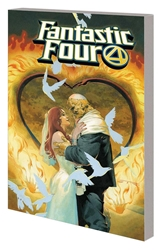 Picture of Fantastic Four Vol 02 SC Mr and Mrs Grimm