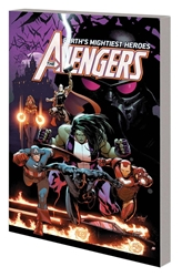 Picture of Avengers (2018) Vol 03 SC War of the Vampires