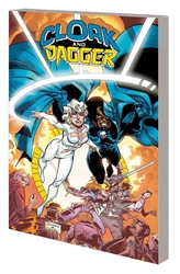 Picture of Cloak and Dagger Agony and Ecstasy SC