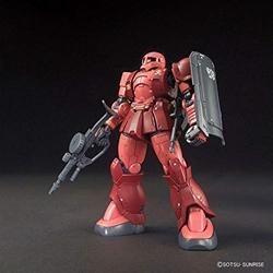 Picture of Gundam Origin Zaku I Char Aznable HG Model Kit