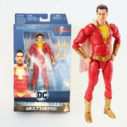 Picture of DC Multiverse Shazam 6in Figure