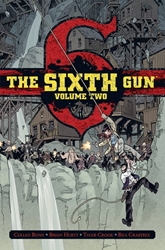 Picture of Sixth Gun DLX Vol 02 HC