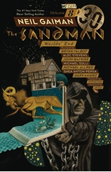 Picture of Sandman Vol 08 SC World's End 30th Anniversary Edition