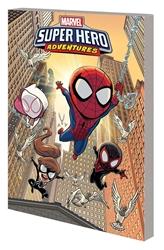 Picture of Marvel Super Hero Adventures Spider-Man SC