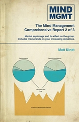 Picture of MIND MGMT Omnibus Vol 02 SC Home Maker and Magician