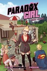Picture of Paradox Girl Vol 01 SC
