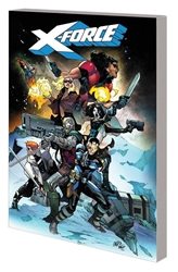 Picture of X-Force (2018) Vol 01 SC Sins of the Past