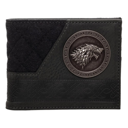 Picture of Game of Thrones Stark Bi-Fold Wallet
